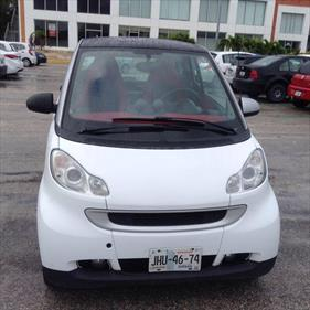 Foto venta Auto Seminuevo smart Fortwo Coupe Passion (2010) color Blanco precio $93,000