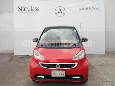 Foto venta Auto Usado smart Fortwo Coupe Passion (2013) color Rojo precio $130,000