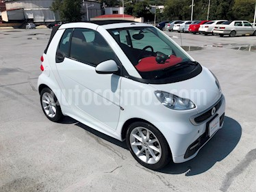 Foto venta Auto Seminuevo smart Fortwo Passion Convertible Aut. (2013) color Blanco precio $145,000