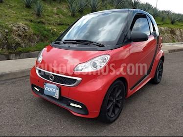 Foto venta Auto usado smart Fortwo Passion Turbo Aut. (2013) color Rojo precio $128,000
