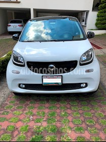 Foto venta Auto usado smart Fortwo Prime Turbo Aut. (2016) color Blanco precio $245,000