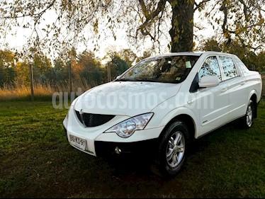 Foto venta Auto Usado SsangYong Actyon Sports 2.0L 4x2 Full (2008) color Blanco precio $6.700.000