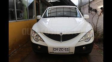 Foto venta Auto usado SsangYong Actyon Sports 2.0L 4x4 Ac (2011) color Blanco precio $6.500.000