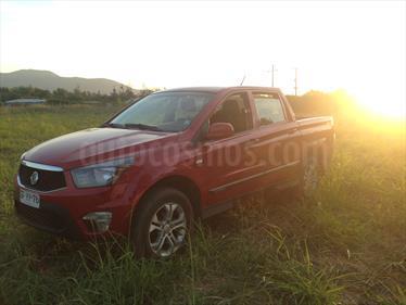 Foto venta Auto usado SsangYong Actyon Sports 2.0L 4x4 Aut (2014) color Rojo Granate precio $9.000.000