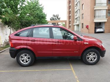 Foto venta Auto Usado SsangYong Actyon 2.3 4X2 Aut  (2010) color Rojo Burdeos precio $6.700.000