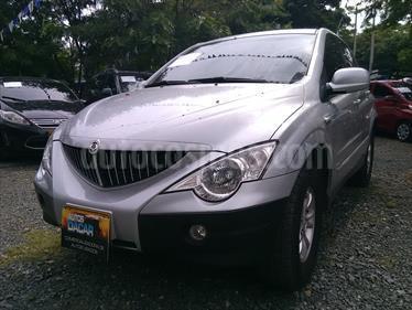 Foto venta Carro usado SsangYong Actyon 2.3L 4x2  (2013) color Plata Abedul precio $39.500.000