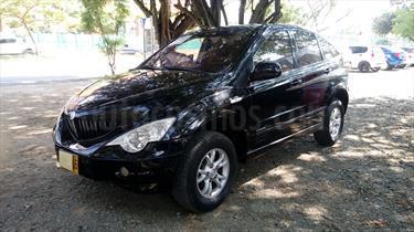 Foto venta Carro usado SsangYong Actyon 2.3L 4x4  (2009) color Negro precio $31.000.000