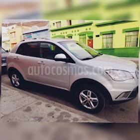 Foto venta Auto Usado SsangYong Korando 2.0L TDi 4X2  (2014) color Gris precio $8.800.000