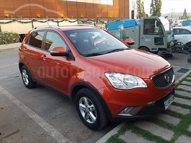 Foto venta Auto usado SsangYong Korando 2.0L TDi 4X4 (2012) color Naranja Metalico precio $8.490.000