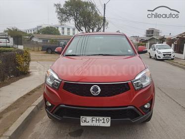 Foto venta Auto usado SsangYong Korando 4X2  (2014) color Rojo precio $7.500.000