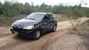 Foto venta Carro usado Ssangyong Kyron 2.0L 4x4 TDi Aut Full (2007) color Negro precio $26.000.000