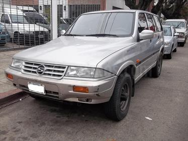 foto SsangYong Musso 601 TDi