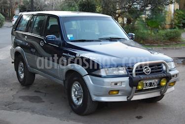 Foto venta Auto usado SsangYong Musso 602 EL (1995) color Azul Mar precio $185.000