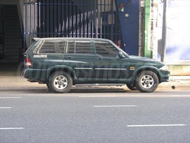 foto SsangYong Musso 602 TDi