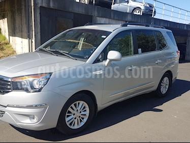 Foto venta Auto usado SsangYong Stavic 2.2L 4x2 Std (2017) color Gris Plata  precio $14.500.000