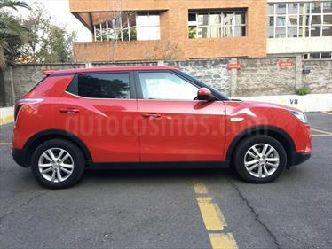 Foto venta Auto Usado SsangYong Tivoli 4x2 Plus (2016) color Rojo precio $8.300.000