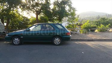 Foto venta Auto usado Subaru 1.6 Dl (1998) color Verde Metalico precio $2.000.000