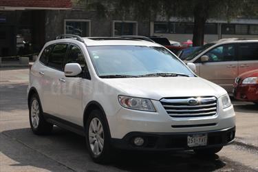 Foto venta Auto usado Subaru B9 Tribeca Base (2009) color Blanco precio $130,000