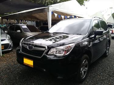 Foto venta Carro usado Subaru Forester 2.0 XT Aut  (2014) color Negro Cristal precio $63.000.000