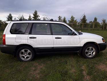 Foto venta Auto usado Subaru Forester 2.5 XS PU Aut  (2002) color Blanco precio $3.700.000