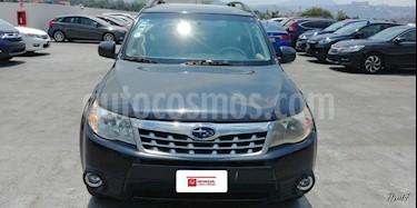 Foto venta Auto Usado Subaru Forester XSL (2011) color Gris precio $165,000