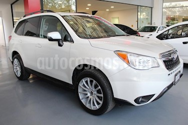 Foto venta Auto Seminuevo Subaru Forester XSL (2016) color Blanco precio $345,000