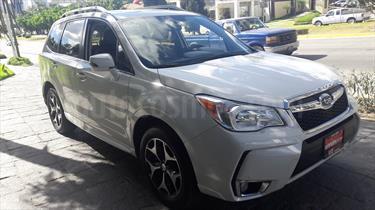 Foto venta Auto usado Subaru Forester XT Navi (2016) color Blanco precio $399,000