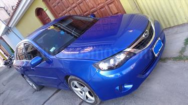 Subaru Impreza Sedan 2.0L XS Aut usado (2011) color Azul Cielo precio u$s7,300