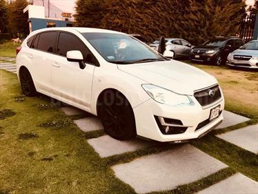 Subaru Impreza Sport 2.0i AWD usado (2016) color Blanco Perla precio u$s14,500