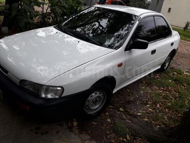 Foto venta Auto usado Subaru Impreza 1.6 GL (1995) color Blanco precio $97.500