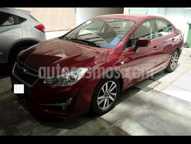 Subaru Impreza 2.0 GL usado (2015) color Rojo Perla precio u$s13,000