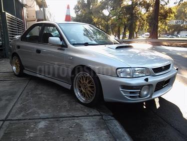 Foto venta Auto Usado Subaru Impreza 2.0 GT (1995) color Plata precio u$s16.000