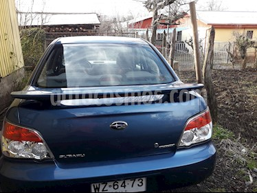 Subaru Impreza 2.0 RX 4WD con Aire usado (2007) color Azul precio $4.300.000