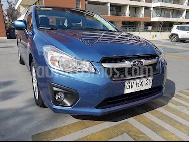 Subaru Impreza 2.0 RX 4WD con Aire usado (2015) color Azul precio $8.490.000