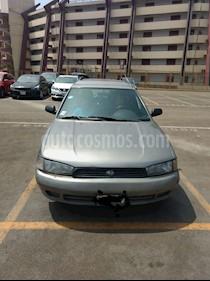 Foto venta Auto usado Subaru Legacy Station  2.0 AWD GL  (1997) color Gris precio u$s3,550