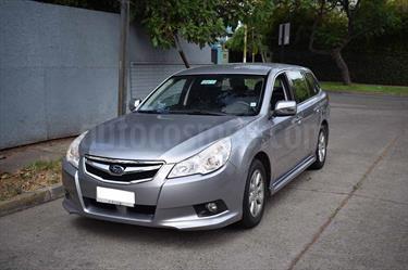 Subaru Legacy  2.0i XA AWD Aut  usado (2012) color Gris Claro precio $6.000.000