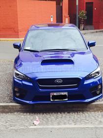 Subaru WRX 2.0L AWD Aut usado (2014) color Azul Galaxia precio u$s25,000