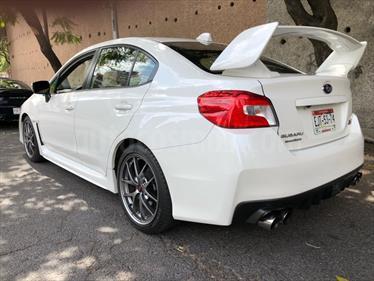 foto Subaru WRX STI