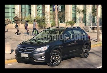 Subaru XV 2.0i AWD usado (2016) color Gris Oscuro precio $11.300.000