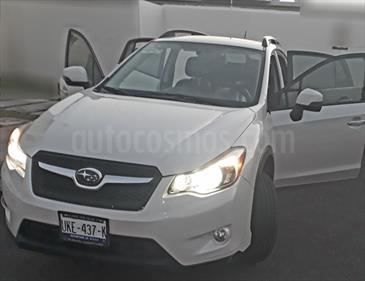 Foto venta Auto usado Subaru XV 2.0i Limited Aut (2014) color Blanco precio $220,000