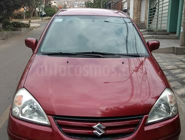 Suzuki aerio sw usado (2004) color Rojo Tinto precio u$s6,000