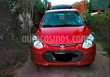 Foto venta Auto usado Suzuki Alto 800 0.8L DLX 2AB (2013) color Rojo Perla precio $3.100.000