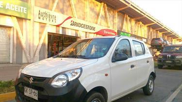 Suzuki Alto 800 0.8L GL usado (2014) color Blanco precio $3.100.000