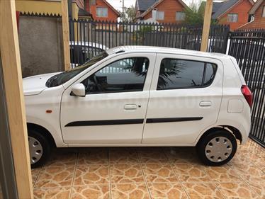 Suzuki Alto K10 1.0L GLX AC usado (2018) color Blanco precio $4.300.000