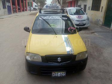 Foto venta Auto usado Suzuki Alto 1.1 GL (2000) color Amarillo precio u$s11,500