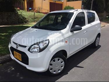 Foto venta Carro Usado Suzuki Alto DLX Full Ac (2017) color Blanco precio $21.700.000
