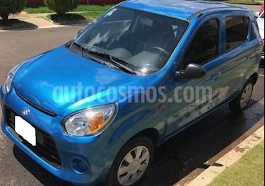 Foto venta Carro Usado Suzuki Alto DLX Full Ac (2018) color Azul precio $27.000.000