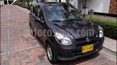 Foto venta Carro Usado Suzuki Alto DLX (2015) color Gris precio $19.500.000