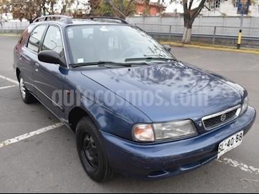 Foto venta Auto usado Suzuki Baleno Station 1.6 GLX Mec 5P  (1998) color Azul precio $1.700.000