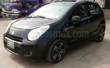 Suzuki Celerio 1.0L usado (2012) color Negro Carbon precio u$s6,500